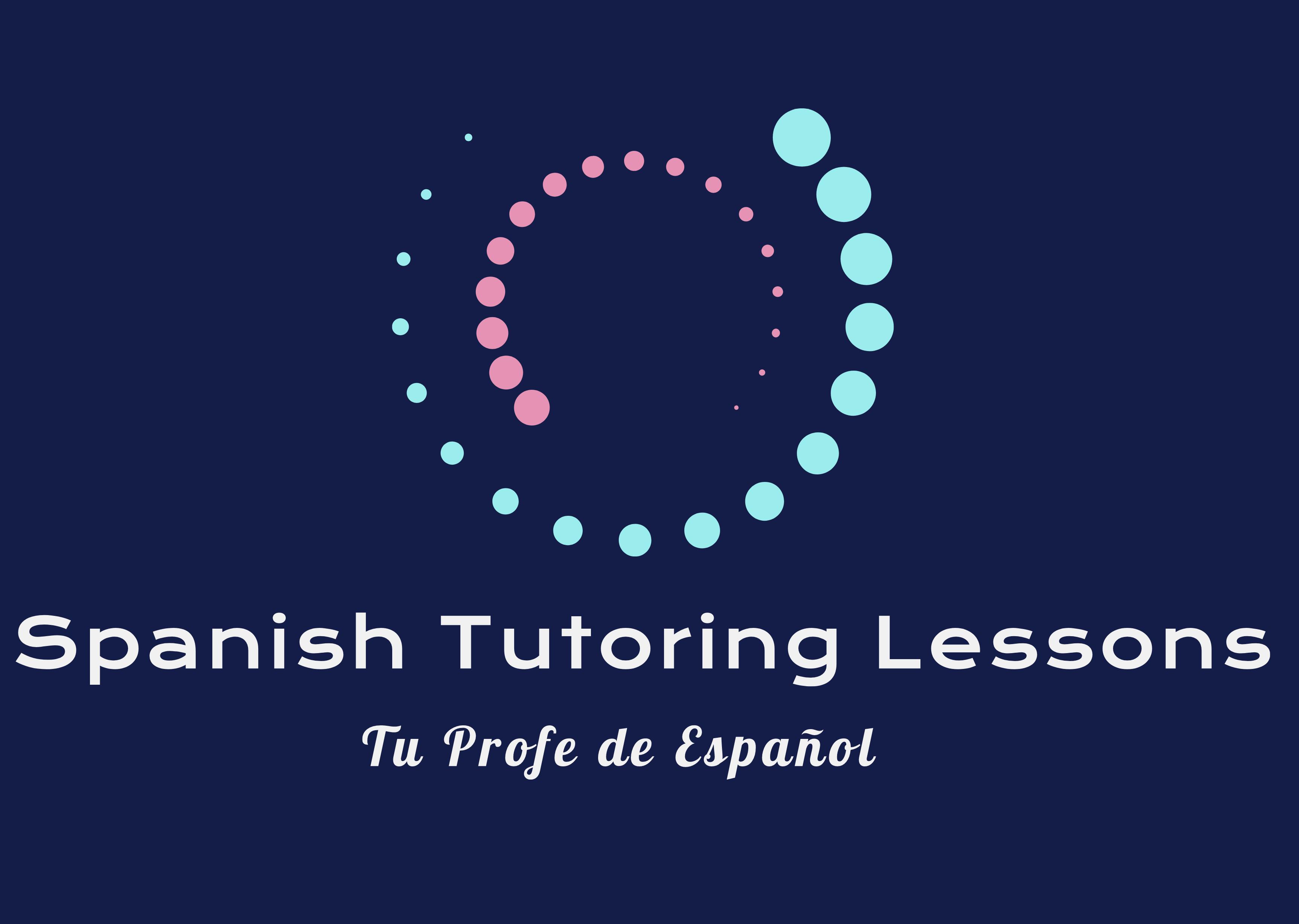 Spanish Tutoring Lessons
